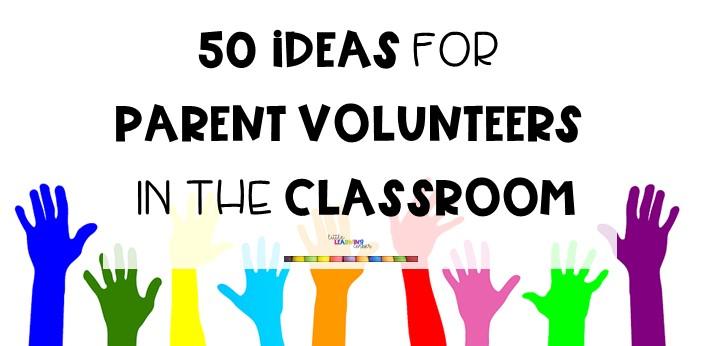 school-volunteers