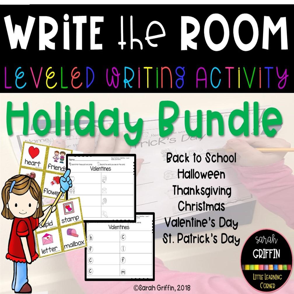 https://www.teacherspayteachers.com/Product/Write-the-Room-Holiday-Bundle-2728916