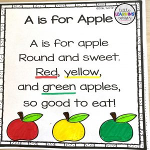 fall-poems-a-is-for-apple-poem