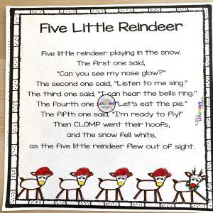 five-little-reindeer-poem