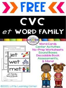cvc-worksheets