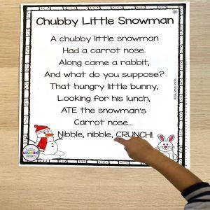 winter-poems-for-kids-chubby-little-snowman