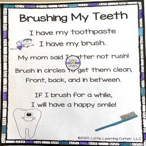 brushing-my-teeth-poem