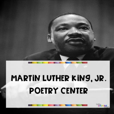 Martin Luther King Poetry Center