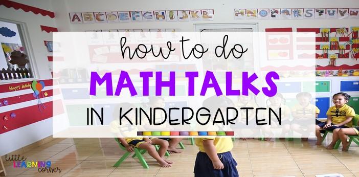 math-talks