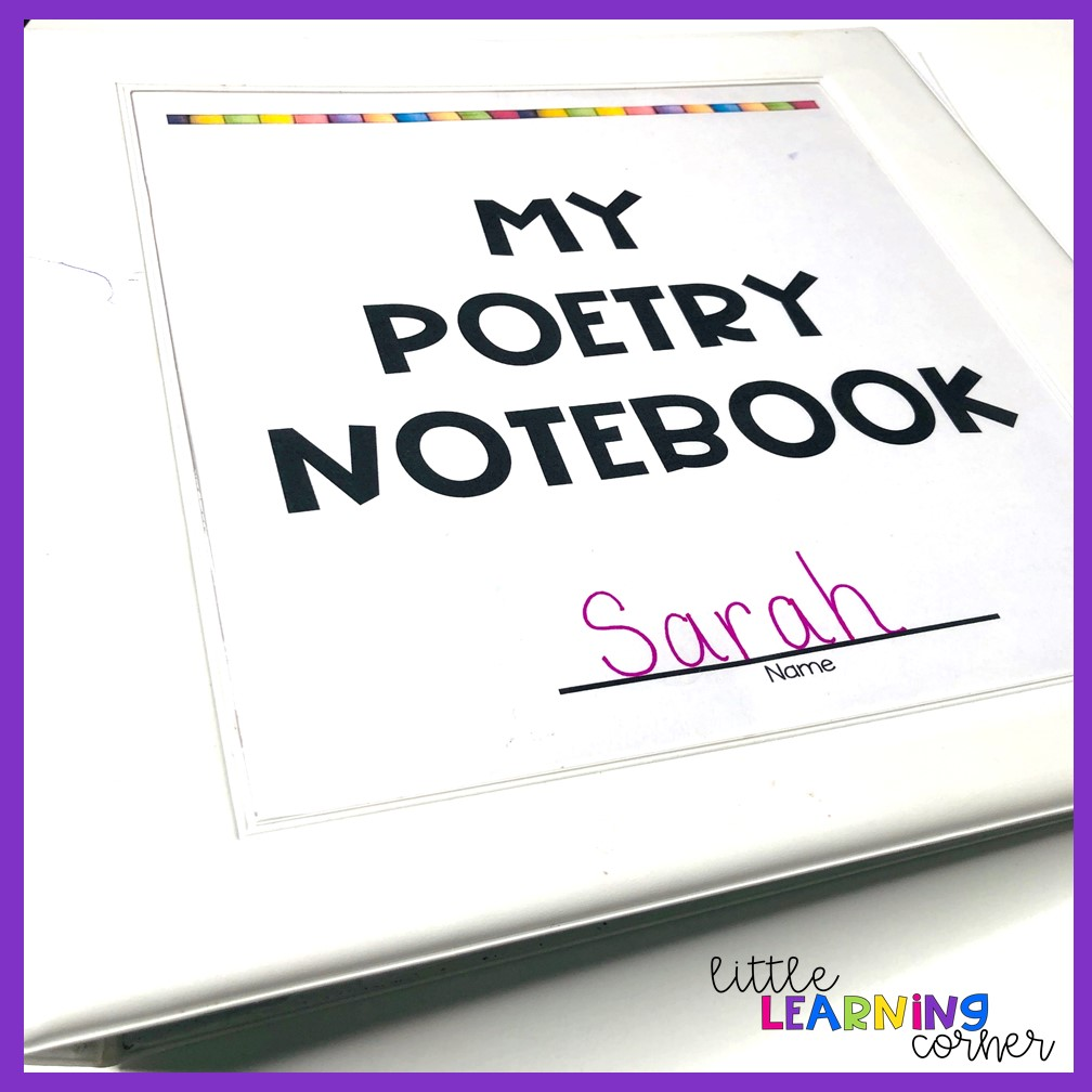 poetry-notebooks