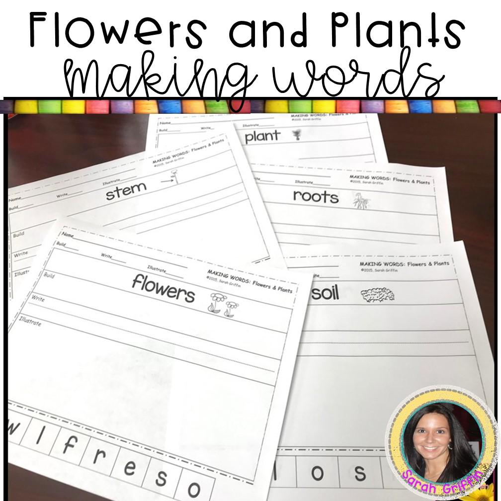 flowers-and-plants-worksheets