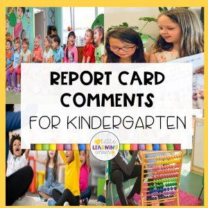 kindergarten-report-card-comments