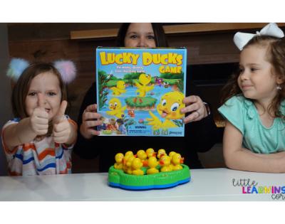 Games for Kids –  Lucky Ducks