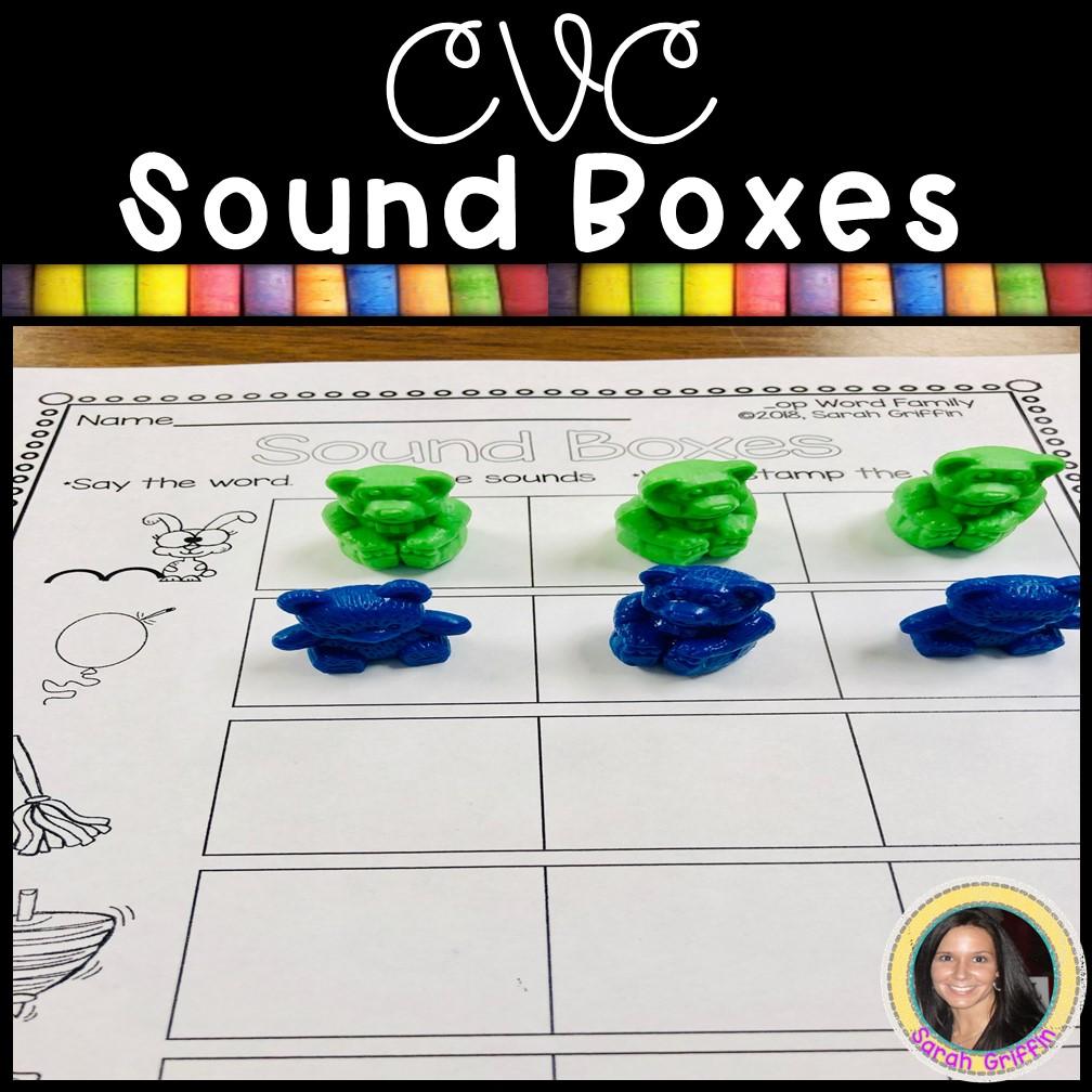 cvc-word-family-activity