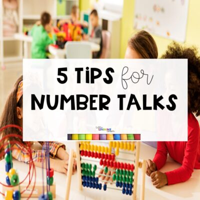 5 Tips for Engaging Number Talks (VIDEO)
