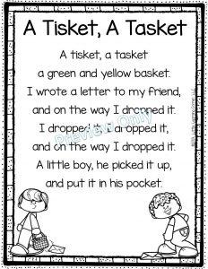 a-tisket-a-tasket-nursery-rhyme