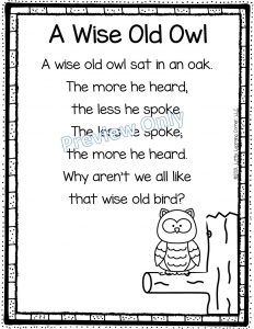 a-wise-old-owl-nursery-rhyme-preview
