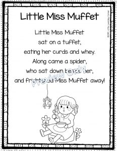 printable-nursery-rhymes-little-miss-muffet