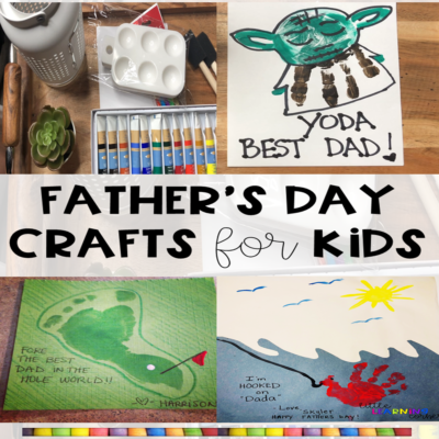 5 Easy Father's Day Crafts and Subscription Boxes for Dads