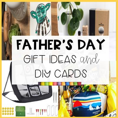 36 Father's Day Gift Ideas DIY and Subscriptions