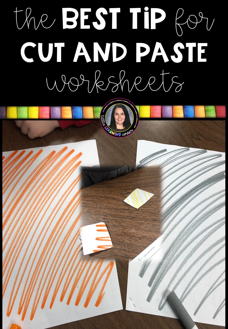 cut-and-paste-classroom-management-tip