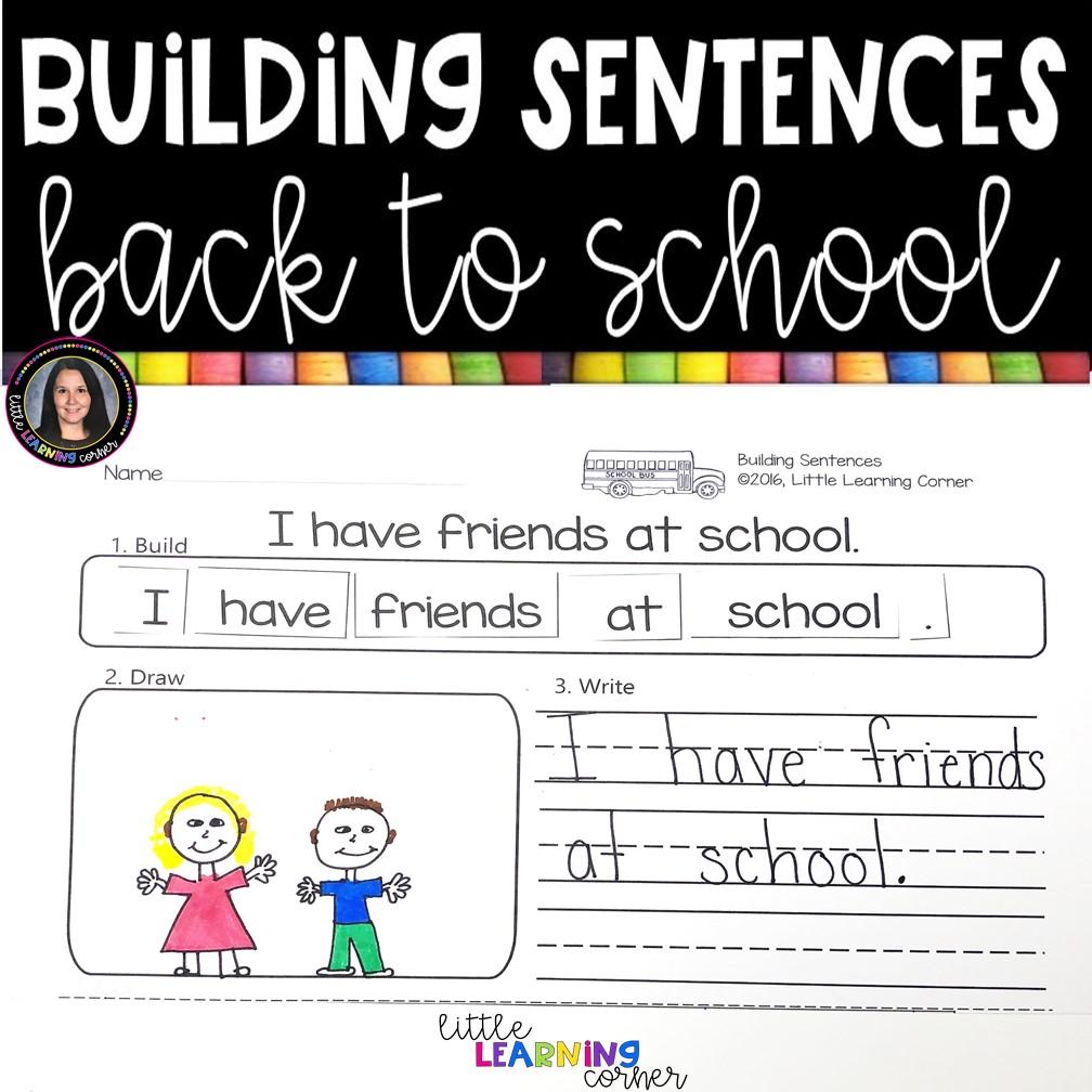 building-sentences-back-to-school