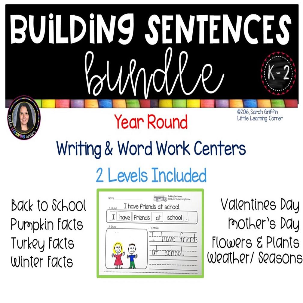 building-sentences