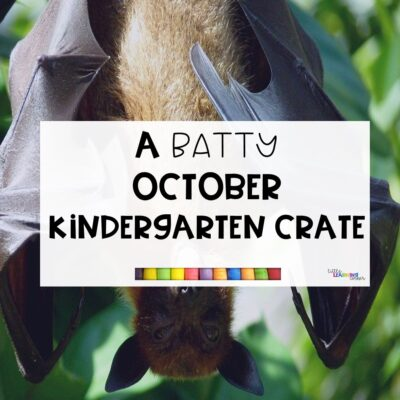 Kindergarten Crate Promo Code – October (Video)