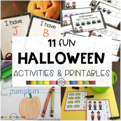 11 Fun Halloween Activities for Kids (VIDEO)
