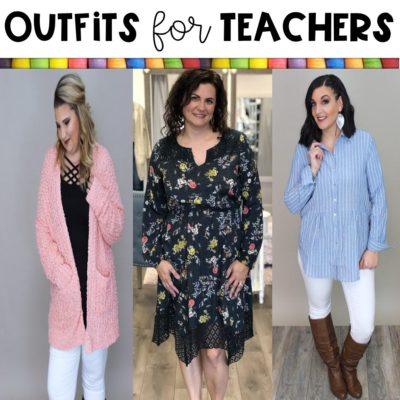 Outfits for Teachers on a Budget
