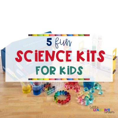 5 Fun STEM Science Kits for Kids