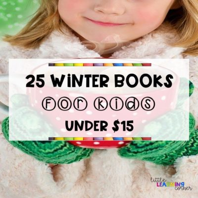 25 Winter Books for Kids under $15