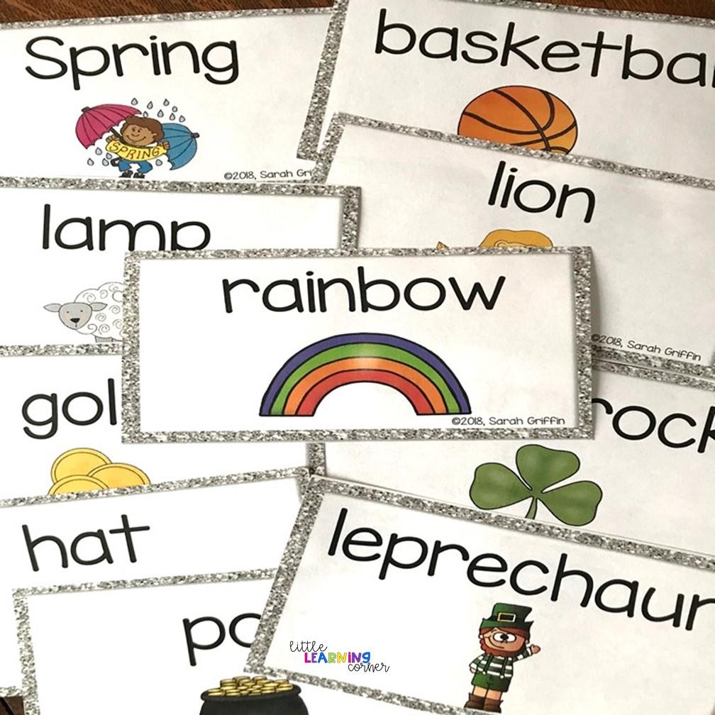 st-patricks-day-activities-vocabulary