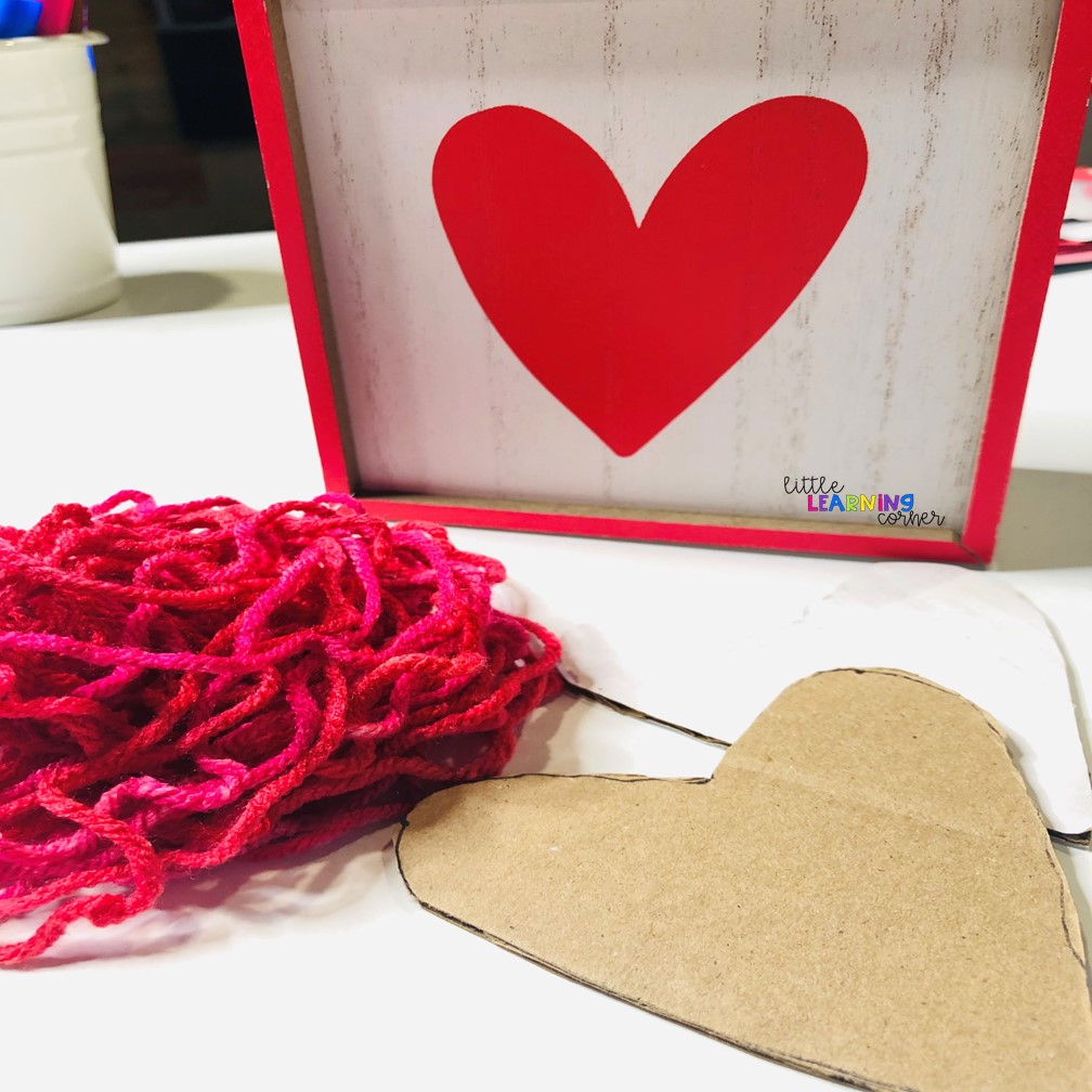 valentines-day-crafts-for-kids-yarn-heart-2