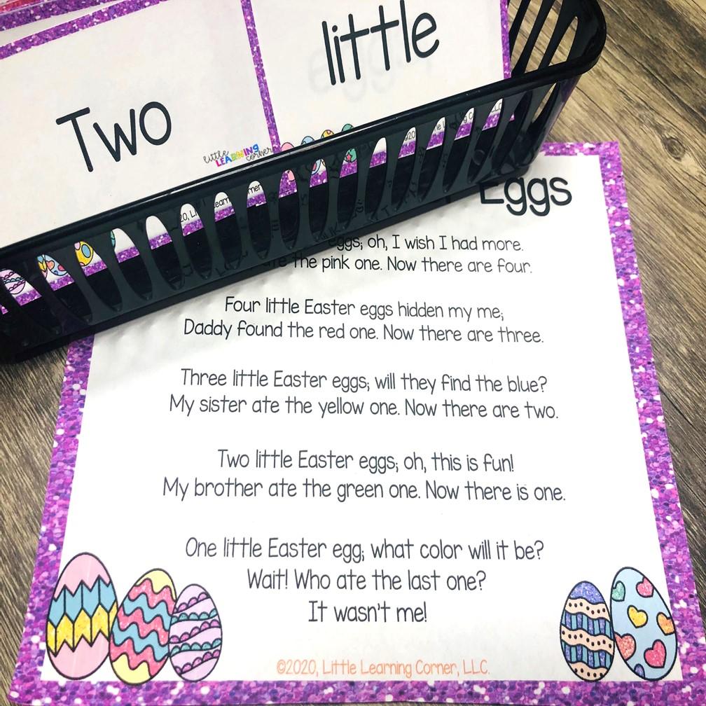 easter-poems-for-kids-5-little-easter-eggs