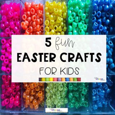 5 Fun Easter Crafts for Kids