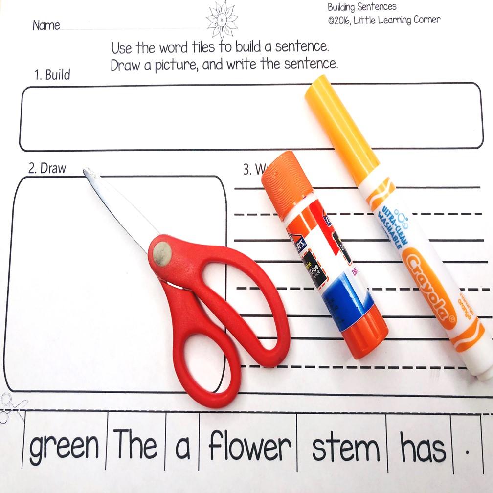 spring-activities-for-kindergarten-building-sentences-4