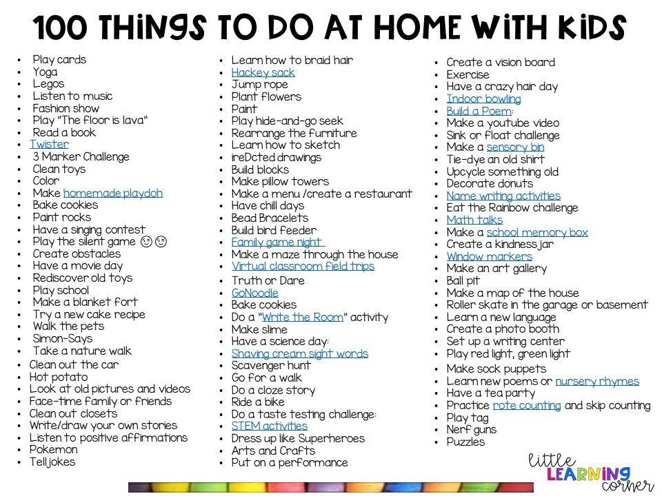 things-to-do-at-home-printable