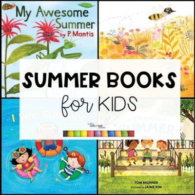 20 Summer Books for Kids