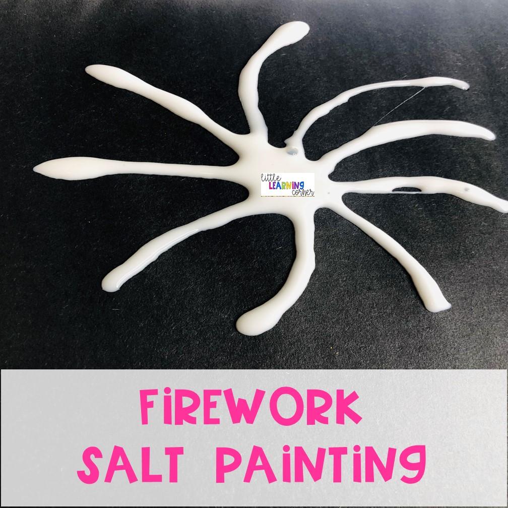 summer-crafts-for-kids-firework-salt