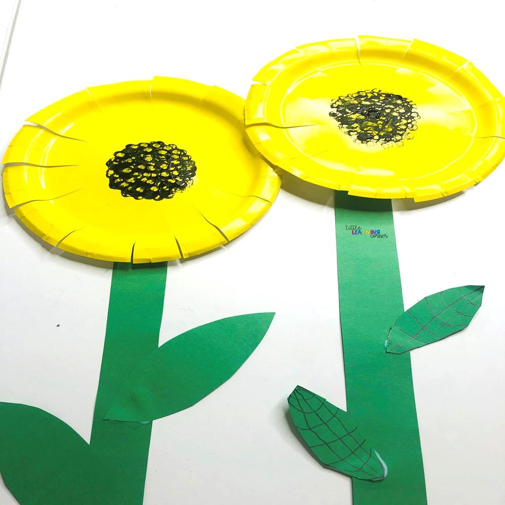 sunflower-crafts-for-kids-4