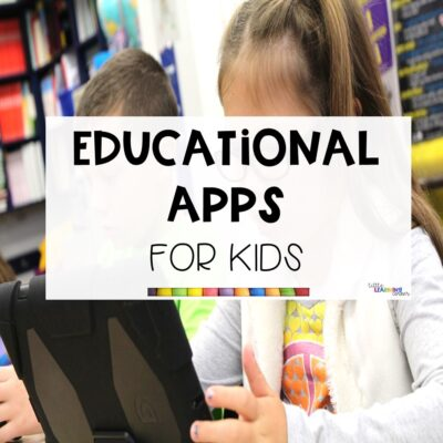 21 Best Educational Apps for Kids