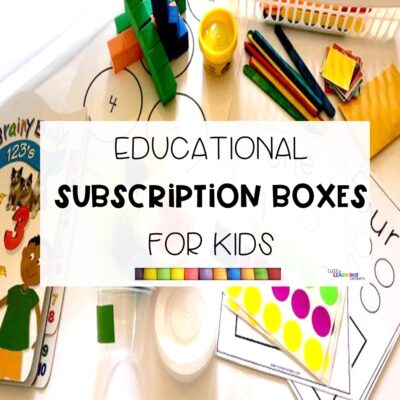 5 Best Educational Subscription Boxes for Kids