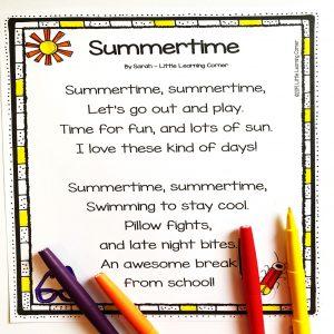 summer-poem-for-kids-little-learning-corner-summertime