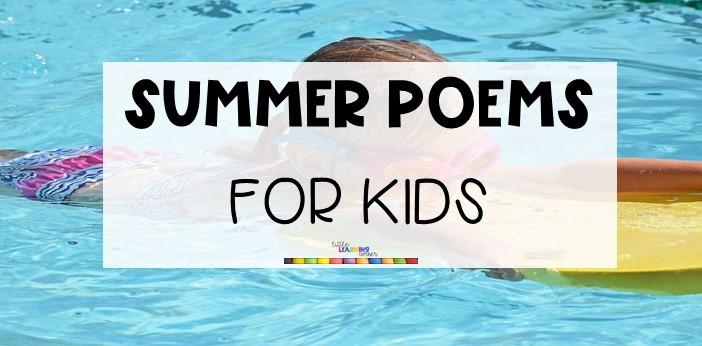 summer-poems-for-kids-little-learning-corner