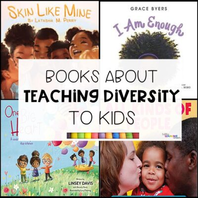 20 Books for Teaching Diversity to Kids