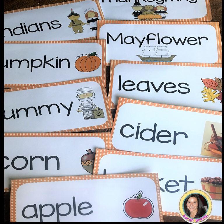 fall-vocabulary-cards