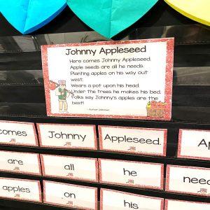 build-a-poem-johnny-appleseed-pocket-chart