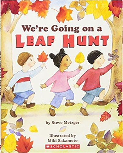 books-about-fall-leaf-hunt