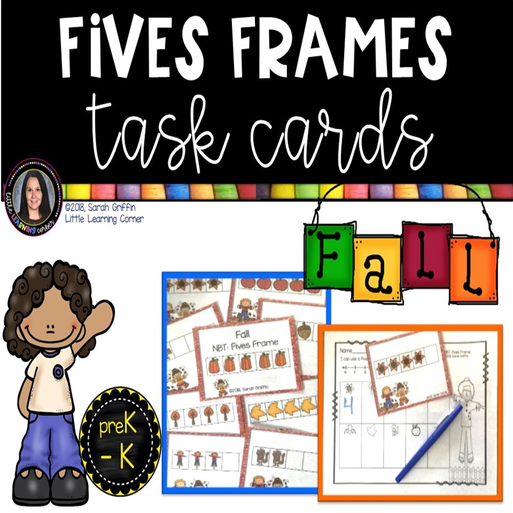 fives-frame-fall-task-cards-cover