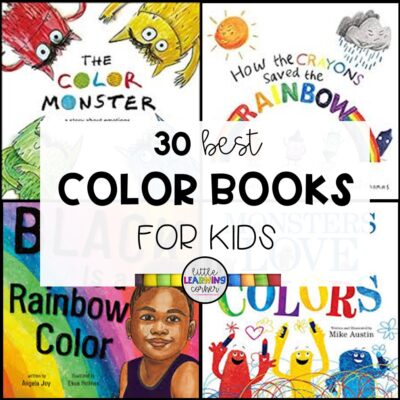 30 Best Color Books For Kids