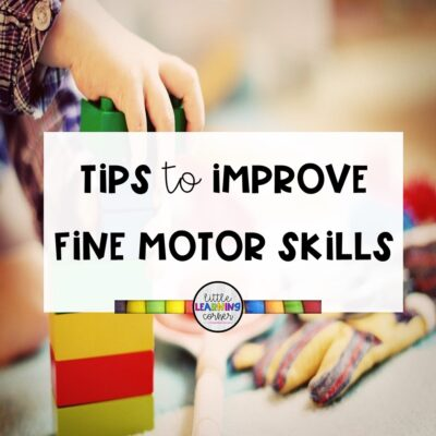 15 Best Ways to Improve Fine Motor Skills