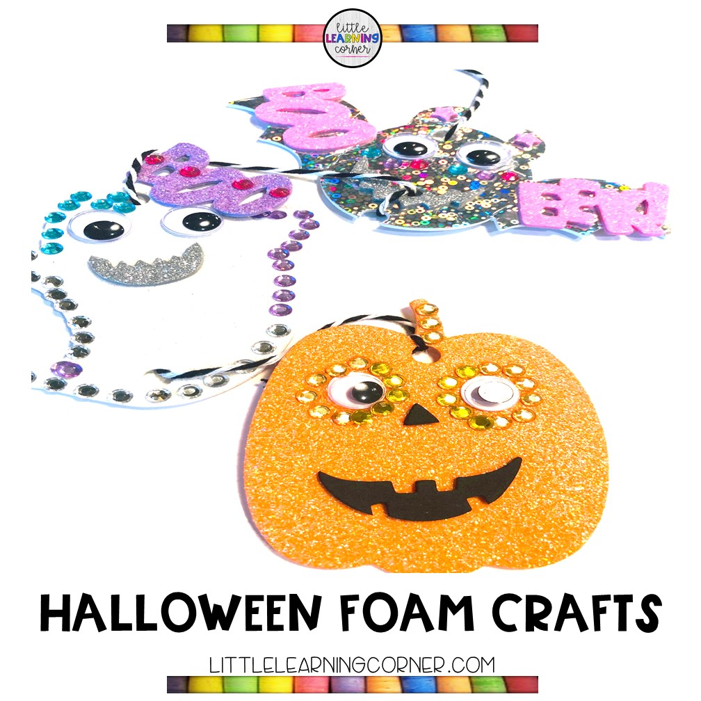 halloween-foam-crafts-for-kids