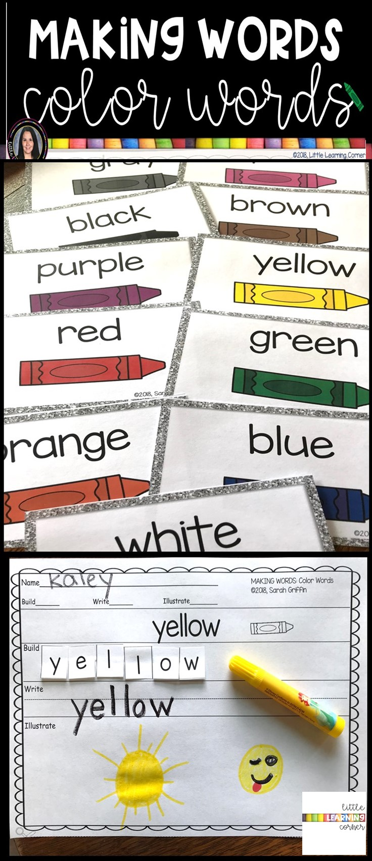 making-words-color-word-writing-center-pin